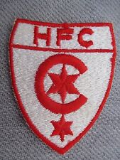 A224 AUFNÄHER HFC CHEMIE HALLE DFV DDR Sport Fußball Oberliga Ultras Bundesliga