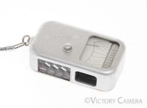 Minox Minosix Light Meter W/ Leather Case