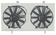 Mishimoto Aluminum Fan Shroud Kit Mitsubishi Eclipse 95-99 AWD Turbo 4G63T Slim