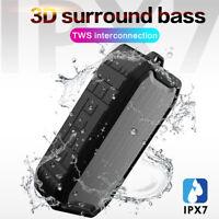 M3 Wireless Bluetooth Speakers Waterproof Portable Outdoor Loudspeaker Speaker