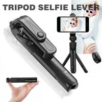3 in 1 Bluetooth Selfie Stick Stange Ausziehbarer Stativstange Selfiestick