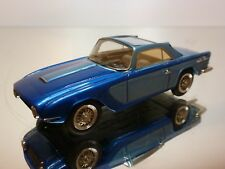 ABC 230 LANCIA AURELIA BLUE RAY II MICHELOTTO 1953 - 1:43 - EXCELLENT - 21/39