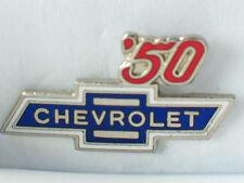 1950 Chevrolet Pin , 42 Chevy Auto Lapel Pin , Hat Tack , Badge