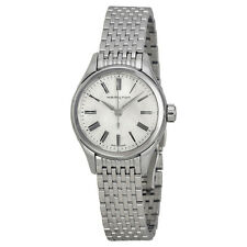 Hamilton Timeless Classic Valiant Mother of Pearl Dial Stainless Steel Ladies