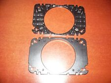 "ALPINE 5X7"" TO 4.0"" SPEAKER ADAPTER RINGS PLATES CAR AUDIO INSTALLATION"