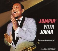 Jonah Jones: 	   Jumpin' With Jonah + Jonah Jumps Again (2 Lps On 1 Cd)