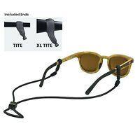 "Silver Adjustable Re-Attachable Sport Retainer Croakies ARC Endless 18/"" XL//XXL"