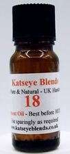 B18 For Cold Sores/Warts/Verrucae x 10ml - 100% Natural with Brush Applicator