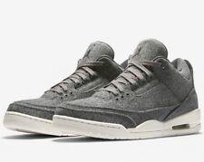 Nike AIR JORDAN 3 RETRO WOOL BG Shoes -Retail $150 -861427 004 gs -Sz 7Y -New