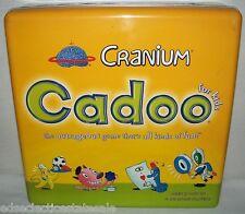 Cranium ©2004 CRANIUM CADOO Game For Kids in Tin COMPLETE