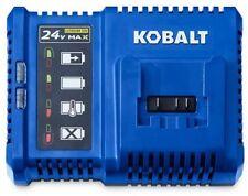 Kobalt 24-Volt Max Power Tool Battery Charger KRC-2490