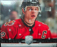 New 2006/07 UD NHL Hockey Be A Player Portrait 1 Pack