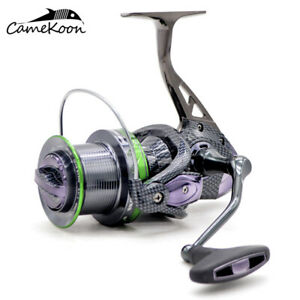 CAMEKOON Spinning Reel for Long-Distance Cast Saltwater Tournament Surf Fishing