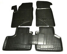 Chevrolet Niva Rubber Car Floor Mats All Weather Fully Tailored Fussmatten