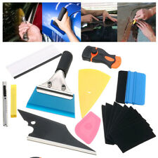 10 in1 Professional  Car Window Tint Tools Kit Wrap Application Vinyl  Squeegee