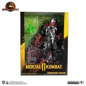 "McFarlane Toys - Mortal Kombat - Commando Spawn 12"" Action Figure"