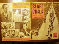 Book 33° Giro D'Italia Shoe Special Lire 30 Coppi
