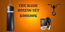 SACCO BOXE / KIT BASIC SACCO KG 40 STRONG + GUANTINI + GANCIO A SOFFITTO !!!