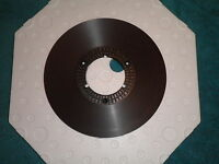 Quantegy 632 pancake refill. NEVER USED! 2,500' of mastering grade audio tape!!!