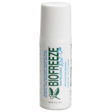 Biofreeze 3oz roll on thérapie par le froid cryothérapie soulagement douleurs