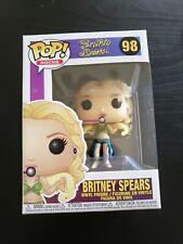 Funko Pop! Rocks: Britney Spears I'm a Slave 4 U Pop 98