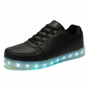 Usb Shoes Luminous Sneakers Glowing Sneakers Led Basket Shoes