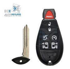 1 Key Fob Keyless  Remote Beeper Transmitter 2008-2015 Chrysler Town & Country
