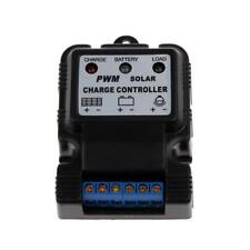 6V 12V 10A PWM Auto Solar Panel Charge Controller Battery Charger Regulator