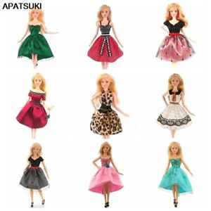 """Fashion Doll Little Dress For 11.5"""" 1/6 Doll Clothes Outfits Accessories Toys"""