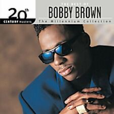 Bobby Brown - 20th Century Masters: Millennium Collection [New CD] Rmst