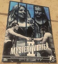 Dvd Pwg Mystery Vortex Ii, Adam Cole, Young Bucks, Johnny Gargano, Trevor Lee