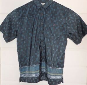 Pacific Cliff Vintage 90's Button-Front Shirt XL