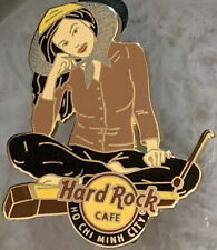 Hard Rock Cafe HO CHI MINH CITY 2012 Traditional Outfit GIRL PIN - HRC #67076