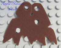 NEW Lego Castle Minifig BROWN HOLE CAPE for Troll Sorceress King Minifigure 7097