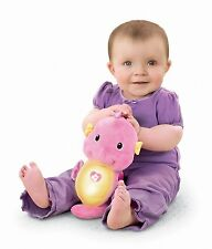 Fisher-Price Soothe and Glow Seahorse, Pink , New, Free Shipping