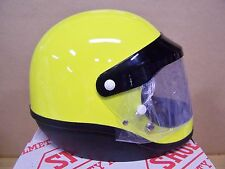 Vintage NOS Shoei S20 S 20 Motorcycle Full Face Helmet Medium