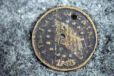 1863 - Civil War Token *Army and Navy*! #J11620