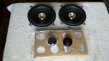 Boston acoustics spz50 & tweeters brand new.(no crossover)with tweeter mount.