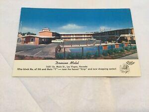 Domino Motel Las Vegas Nevada
