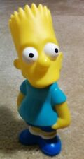"1990 Bart Simpson Bank 9"" Tall Street Kids Vintage"