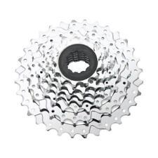 Cassettes y piñones SRAM de plata para bicicletas