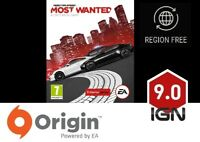 Need for Speed Most Wanted [PC] Origin Download Key
