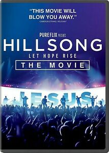 DVD Movie - HILLSONG Let Hope Rise - Featuring Live Performances