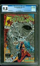Amazing Spider-Man 328 CGC 9.8 NM/MINT Hulk app Todd McFarlane cover Marvel