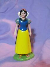 "4"" Disney Princess Snow White on Base PVC or Cake Topper"