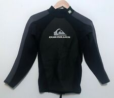 Quiksilver Mens Wetsuit Jacket Size Small S Syncro 1.5m