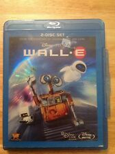 Wall-E (Blu-ray Disc,2008,2-Disc,Widescreen)Authentic Disney RELEASE