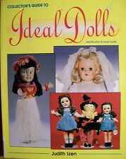 VINTAGE IDEAL DOLLS PRICE GUIDE COLLECTORS BOOK Thumbelina Tammy Crissy Toni +