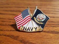U.S. NAVY PIN #3, New