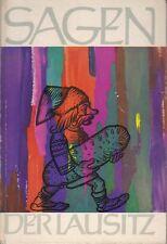 El decir Lausitz, una selección, VEB Domowina editorial Bautzen 1968